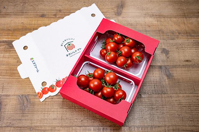 まきいしトマト