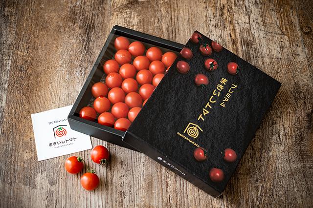 まきいしトマトプレミアム